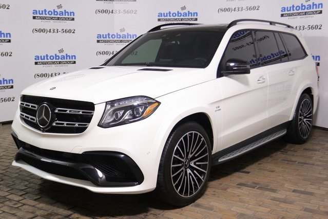 Pre Owned 2017 Mercedes Benz Gls 63 Amg