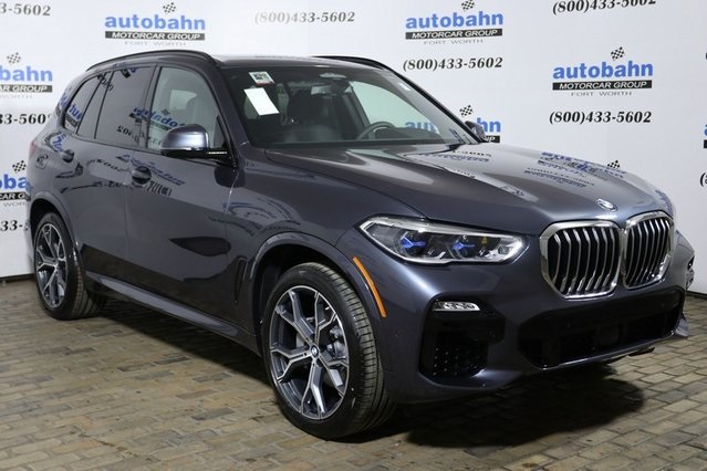 New 2019 Bmw X5 Xdrive40i 4d Sport Utility In Fort Worth