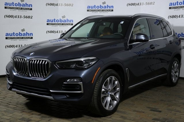 New 2019 Bmw X5 Xdrive40i 4d Sport Utility In Fort Worth B21857