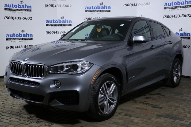 Executive Demo 2019 Bmw X6 Xdrive50i Awd 4d Sport Utility