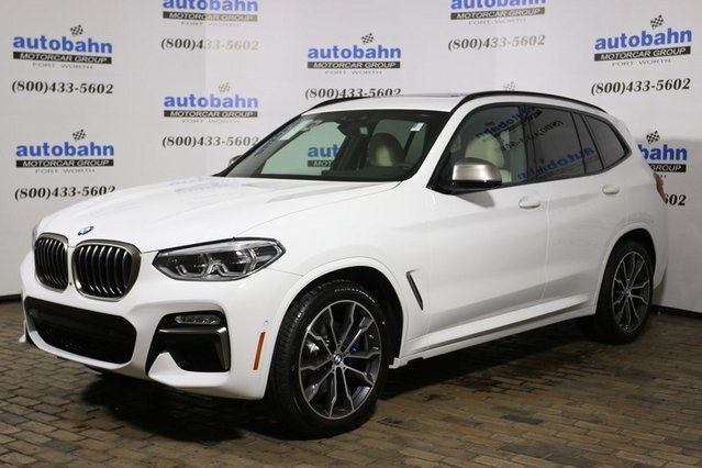 New 2019 BMW X3 M40i 4D Sport Utility In Fort Worth