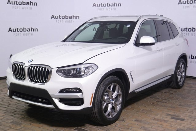 New 2020 BMW X3 With Navigation & AWD