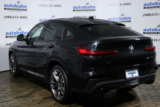 New 2019 Bmw X4 M40i With Navigation Awd