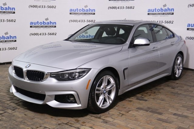Certified Pre Owned 2019 Bmw 4 Series 430i Gran Coupe With Navigation