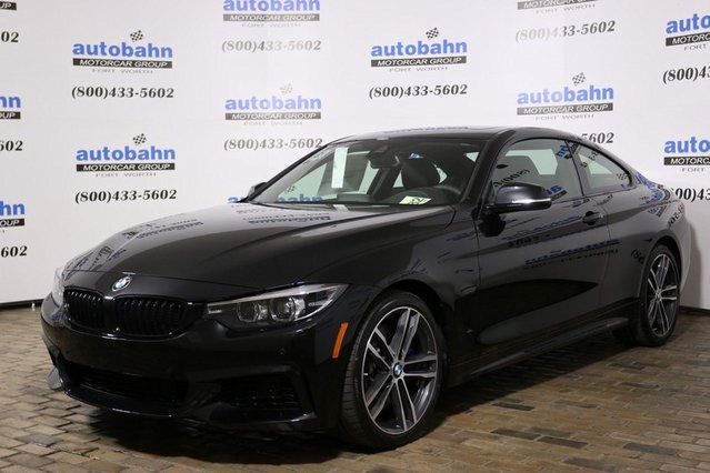 New 2019 BMW 4 Series 440i Coupe