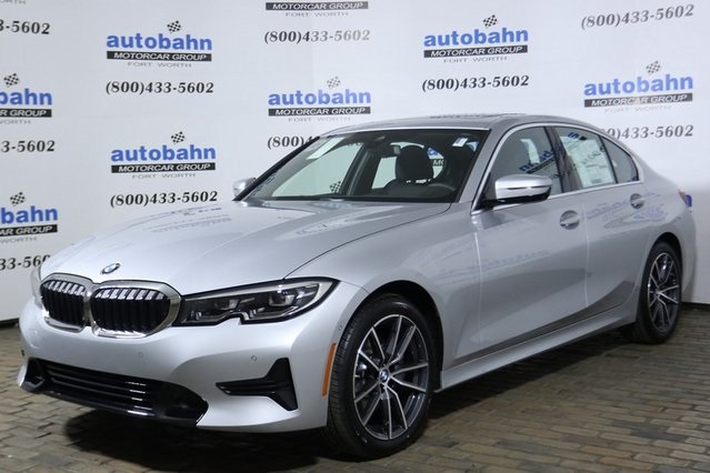 New 2019 Bmw 3 Series 330i Rwd 4d Sedan