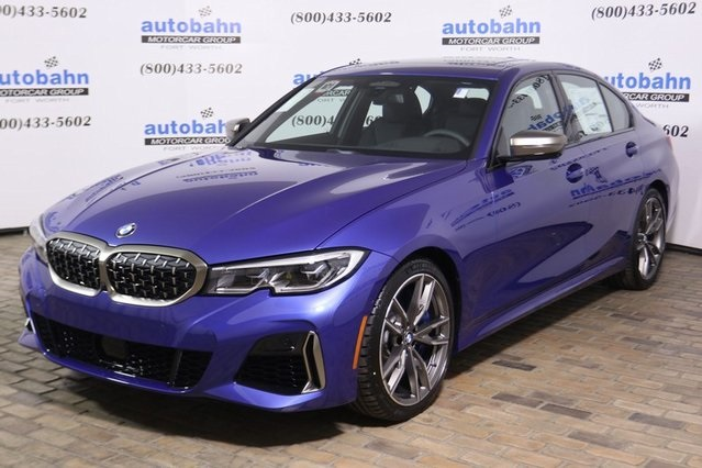 New 2020 Bmw 3 Series M340i 4d Sedan In Fort Worth B22315