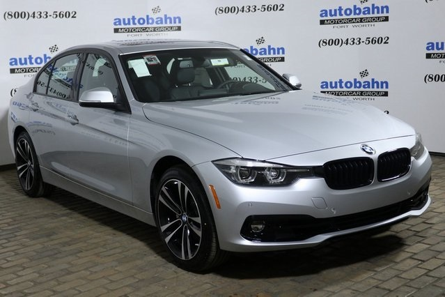 New 2018 BMW 3 Series 330i With Navigation