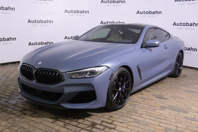Certified Pre-Owned 2019 BMW 8 Series M850i xDrive