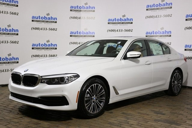 2019 BMW 530i Sedan<br>(stk# B21645) Courtesy Vehicle