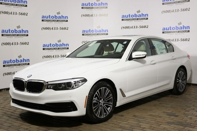2019 BMW 530i Sedan<br>(stk# B21712) Courtesy Vehicle