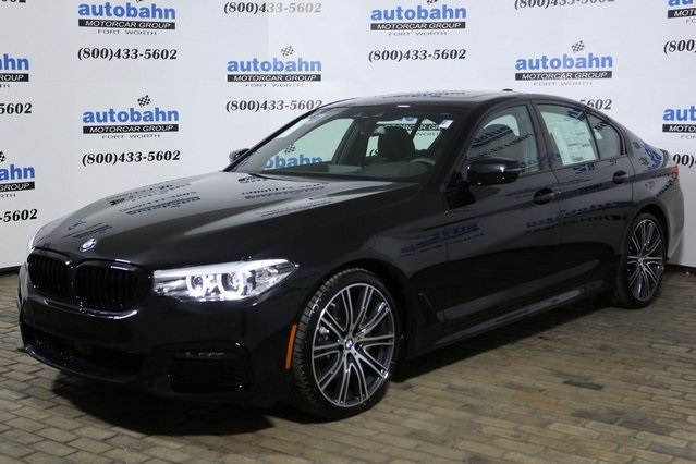 New 2019 Bmw 5 Series 540xi 4d Sedan In Fort Worth B21816