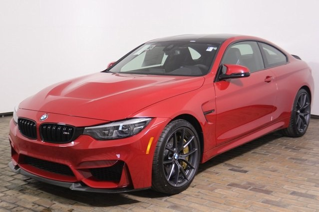 New 2020 BMW M4 CS