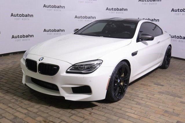 Certified Pre-Owned 2016 BMW M6