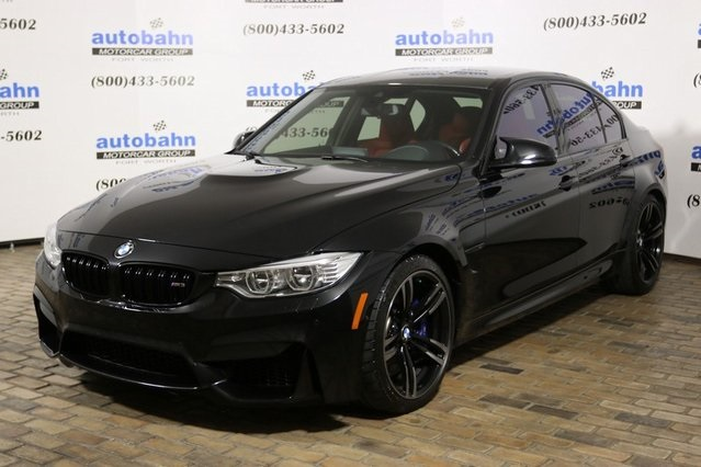 Certified Pre Owned 2016 Bmw M3 Base 4d Sedan In Fort Worth B21606a