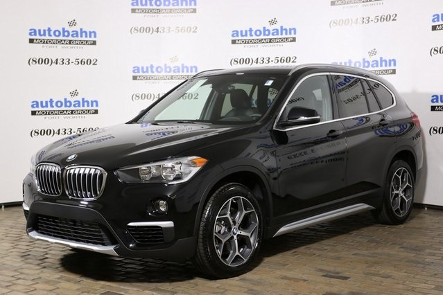 2018 BMW X1 sDrive28i FWD<br>(stk# B21620) Courtesy Vehicle