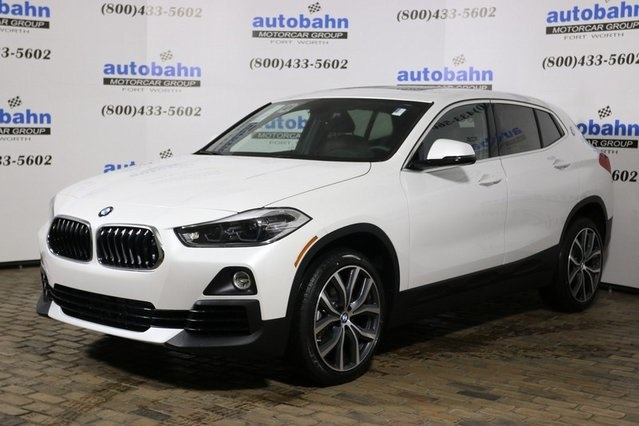 New 2018 BMW X2 sDrive28i
