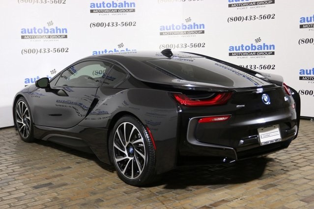 Certified Pre Owned 2015 Bmw I8 2d Coupe In Fort Worth P42248