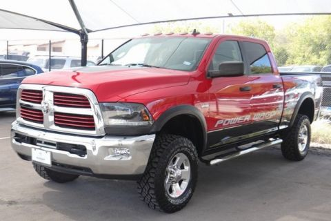 Pre-Owned 2015 Ram 2500 Power Wagon