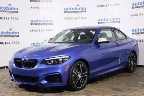 New 2018 BMW 2 Series M240i xDrive Coupe