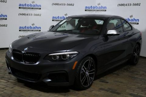 New 2019 BMW 2 Series M240xi Coupe