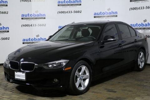 Certified Pre-Owned 2015 BMW 3 Series 328i