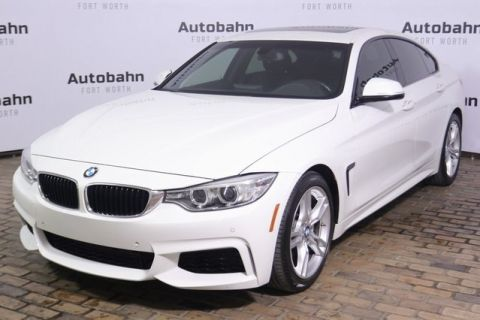 Pre-Owned 2015 BMW 4 Series 435i Gran Coupe
