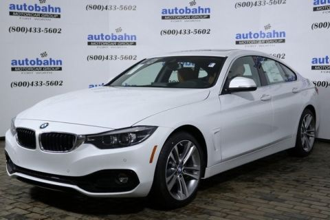 New 2019 BMW 4 Series 430i Gran Coupe
