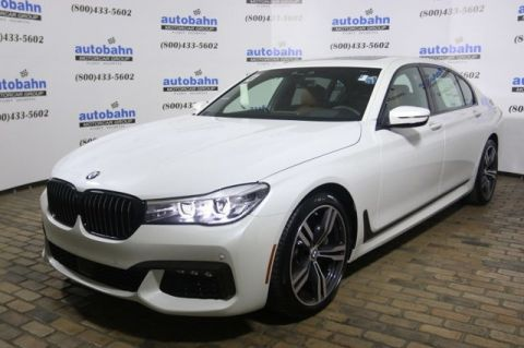New 2018 BMW 7 Series 740i