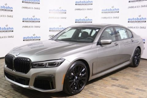 New 2020 BMW 7 Series 740i
