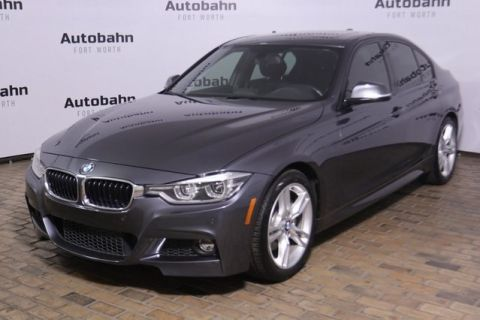 Certified Pre-Owned 2016 BMW 3 Series 328i