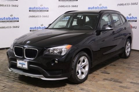 Certified Pre-Owned 2015 BMW X1 sDrive28i