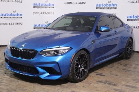 Certified Pre-Owned 2019 BMW M2 Competition