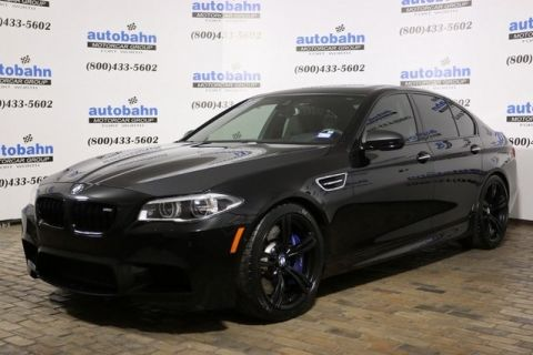 Certified Pre-Owned 2015 BMW M5 Base