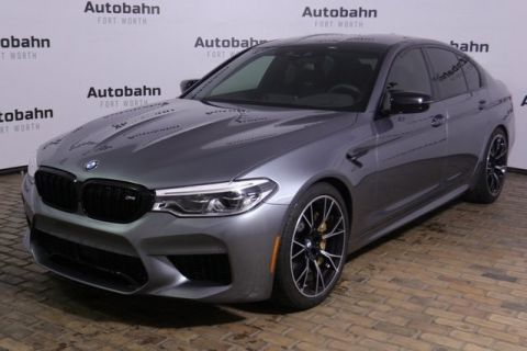 Certified Pre-Owned 2019 BMW M5 SALE PENDING